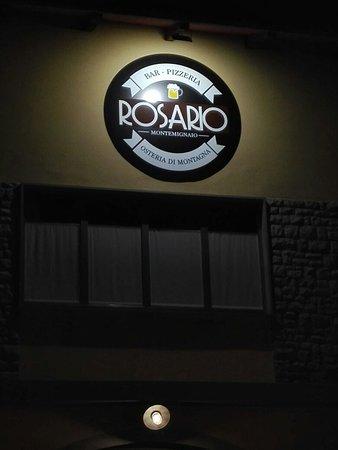Montemignaio, Italy: Da Rosario