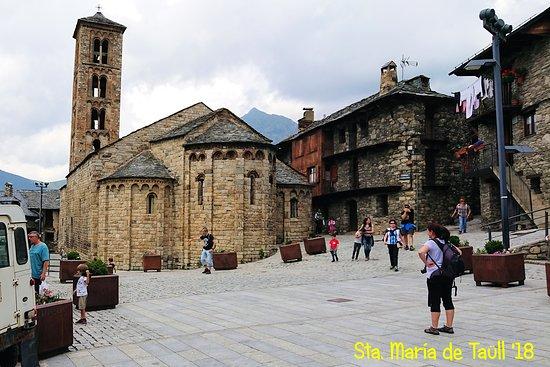 Iglesia de Santa Maria de Taull
