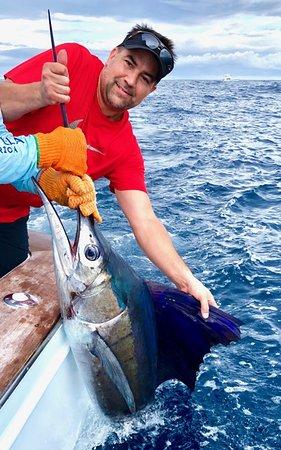 Los Sueños, Costa Rica: Beautiful sailfish