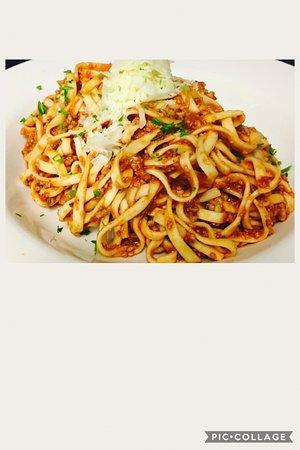 Bellavista Pizza & Pasta: Bolognese pasta