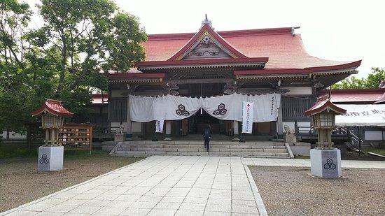 Kushiro Itsukushima Shrine
