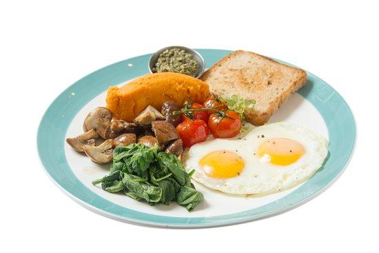 Veg & Eggs
