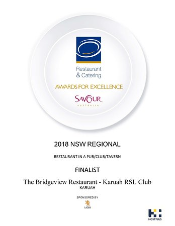 Karuah, Αυστραλία: We made it to the Top 5 Finalist in the whole of Regional NSW 2018