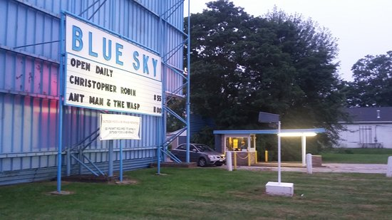 Blue Sky Drive-In Theater