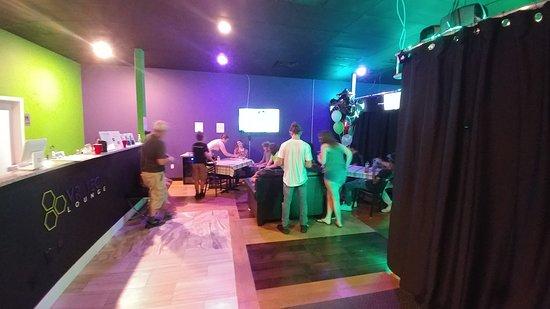VR Tech Lounge