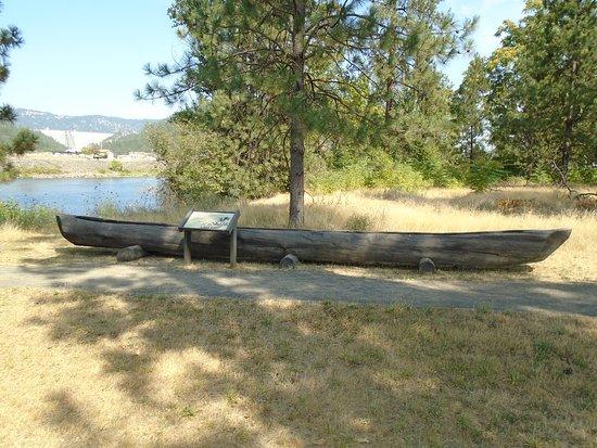 Spalding, ID: Canoe Camp Near Orofino