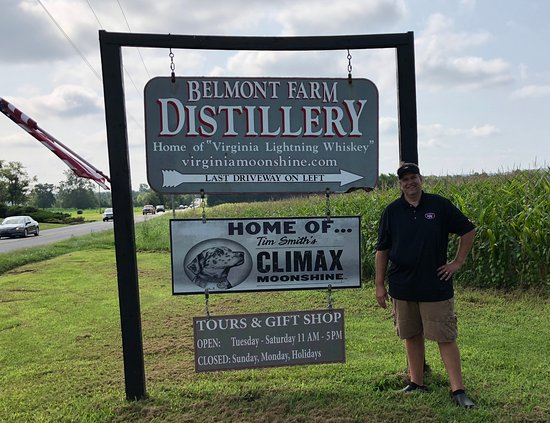 Enjoyed A Visit To Where Climax Moonshine Is Made Picture Of