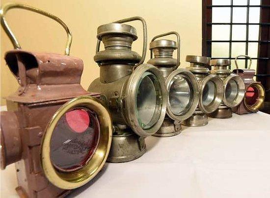 Deepanjali lamp museum