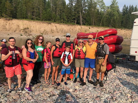 Great Northern Rafting-bild