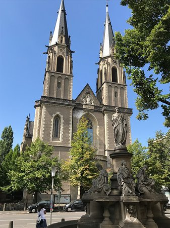 Stiftskirche Sankt Johannes Baptist und Petrus