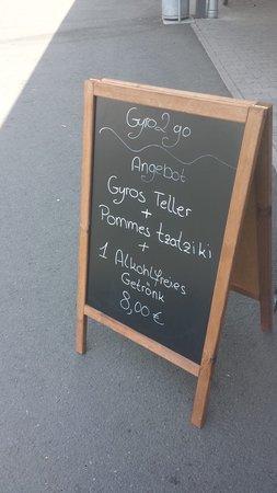 Karben, Jerman: Gyros 2 Go