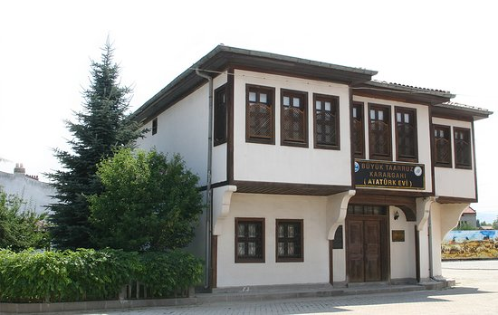 Afyonkarahisar, Turquia: Hacıvelioğlu Konağı, Mustafa Kemal Paşa'nın Büyük Taarruz öncesinde Şuhut'ta kaldığı konaktır.