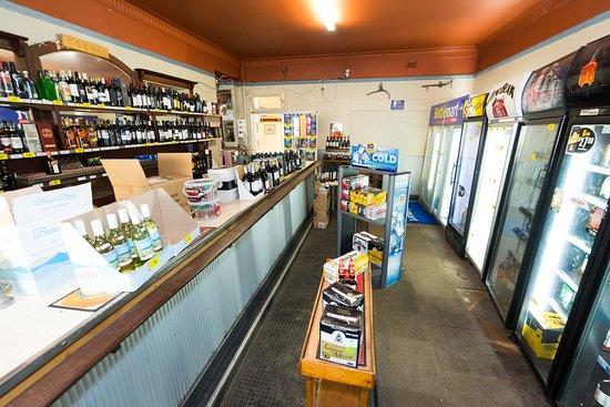 Beverley, Australië: Bottle shop