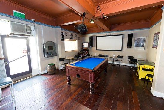 Beverley, Australië: Pool table