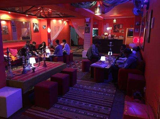 Shisha Flavours Lounge