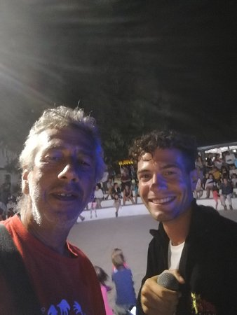 Foce Varano, Italy: IMG_20180814_223732_large.jpg