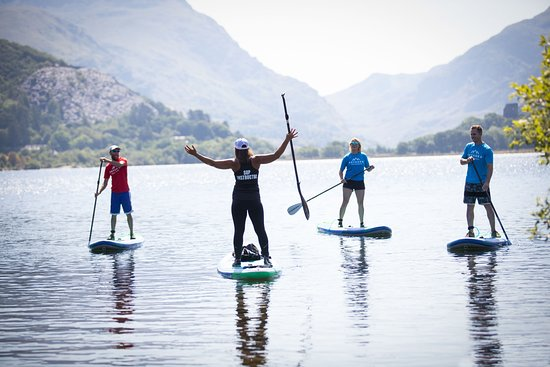 Island of Anglesey, UK: Psyched Paddleboarding expert instruction