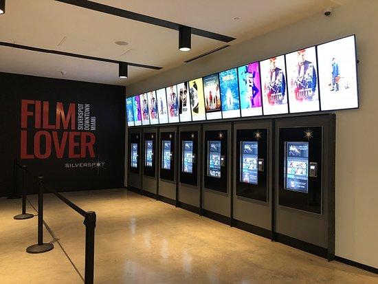 Silverspot Cinema