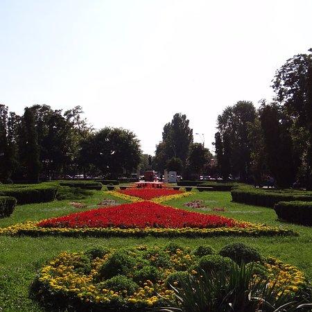 กาลาตี, โรมาเนีย: Gradina Publica