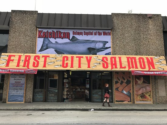 First City Salmon