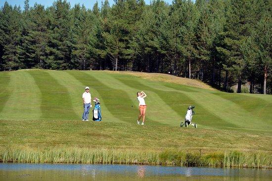 Idrefjällen Golfbana