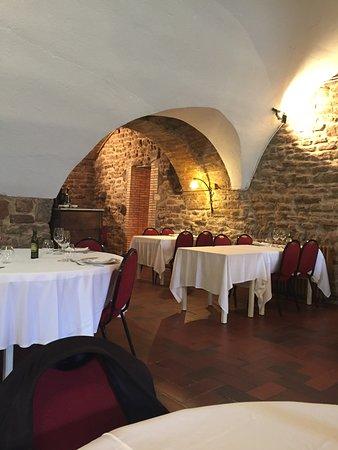 Restaurante La Sala: interior comerdor