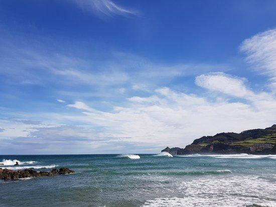 Bakio Surf Rip Curl Eskola