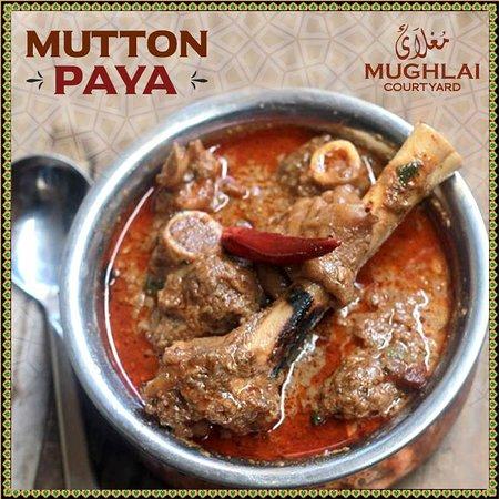 Stadtbereich Islamabad, Pakistan: Paya at MUGHLAI Courtyard!
