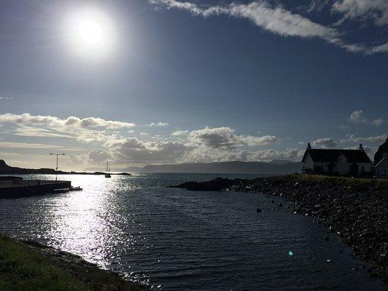 Easdale Island Foto