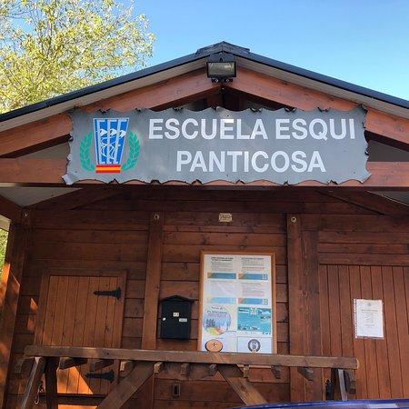 Panticosa, Hiszpania: Escuela de Esqui