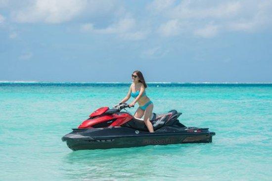 Gulhi Island: Water sports