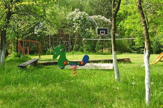 Skwierzyna, Πολωνία: Plac zabaw dla dzieci