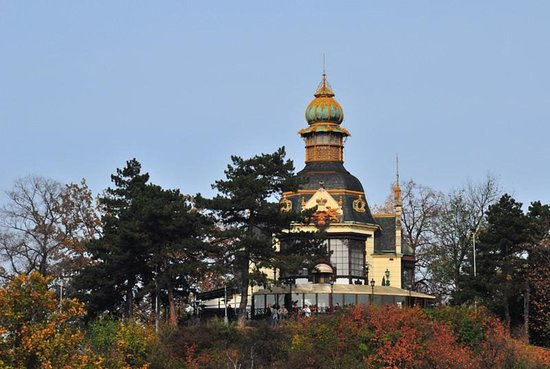 Hanavsky Pavilion