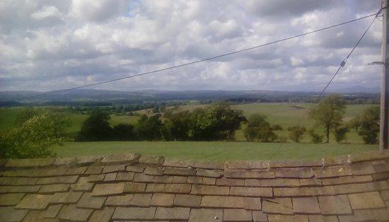 Gisburn, UK: View from room