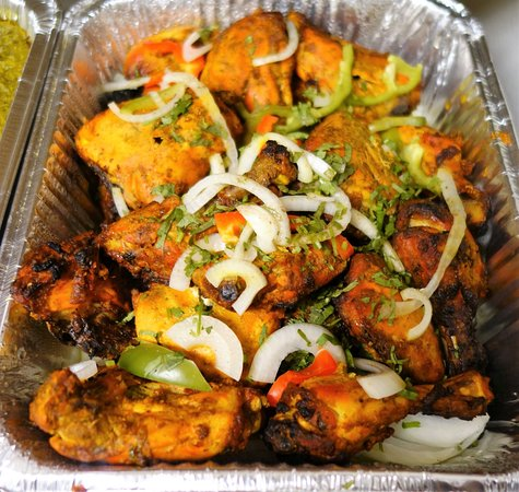 India Masala Bar & Grill: @endoedibles on Instagram catering order