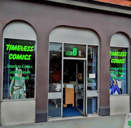 Timeless Comics