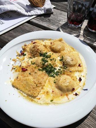 Passo Rolle, Italy: i tortelli