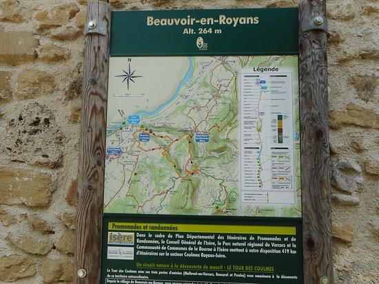 """Beauvoir-en-Royans, فرنسا: Couvent des Carmes """" Site Historique Beauvoir- sur- Royans """""""