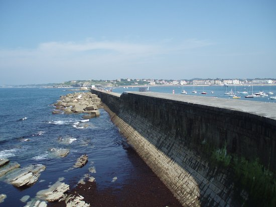 Digue du Port de Socoa