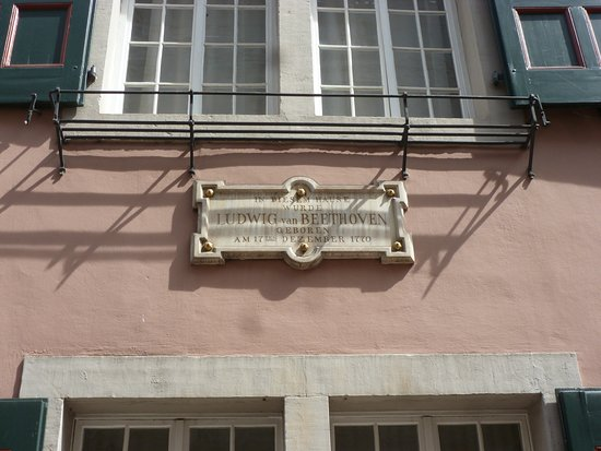 Beethoven House : Das Beethoven-Haus.