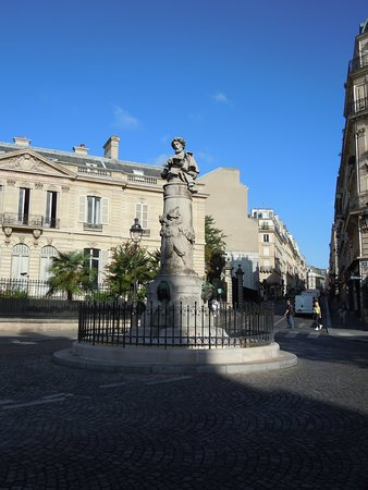 Fontaine de la Place Saint Georges
