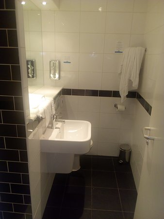 Corley, UK: Bathroom