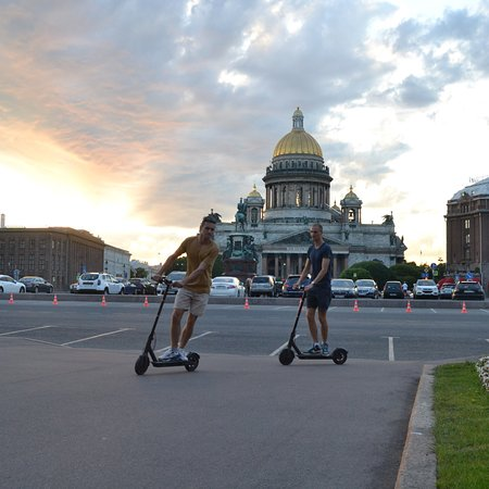 Scooterwalk