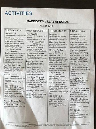 Marriott's Villas at Doral Photo