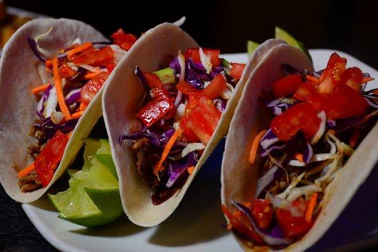 John Allison Public House: Fish Tacos