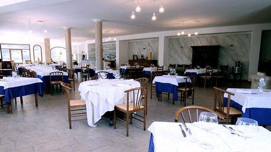Rocchetta Nervina, Ιταλία: The Restaurant