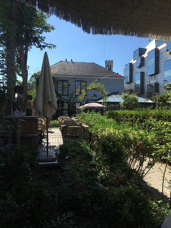 Pergola Kaffee: Terrace