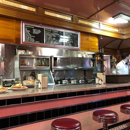 Lamy's Diner Foto