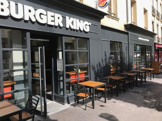 Carte Burger King Rochefort.Burger King Versailles 55 Rue De La Paroisse Restaurant