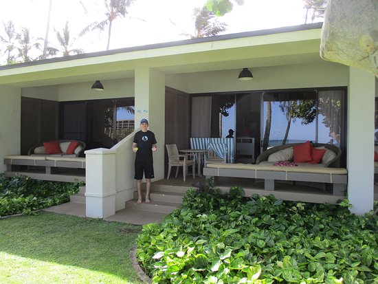 view of our beach cottage patio picture of turtle bay resort rh tripadvisor com